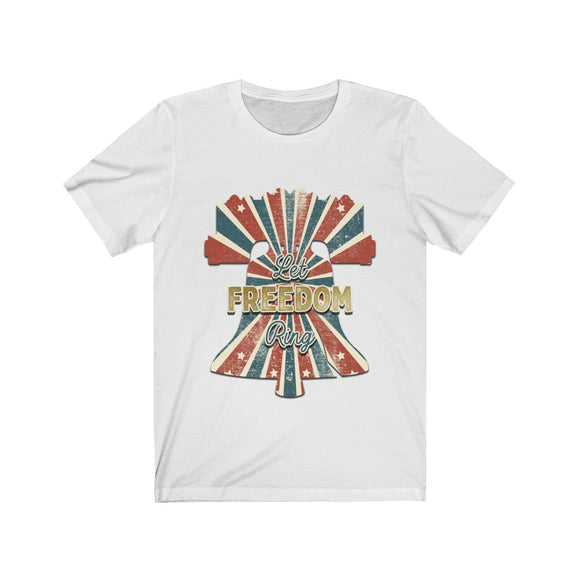 Let Freedom Ringing Short Sleeve Tee