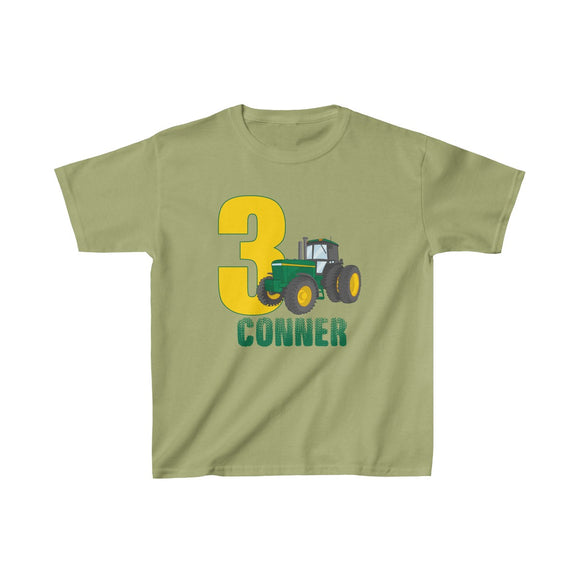 Conner Tractor Kids Cotton Tee
