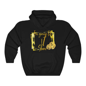 Gonna Let it Shine Hooded Sweatshirt