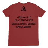 Alpha Gal Encouragers - NW Arkansas AGS Tee