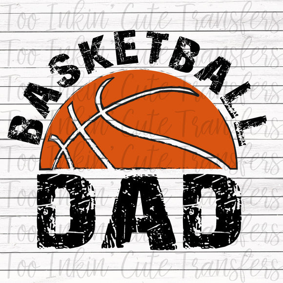 Basketball Dad Transfer