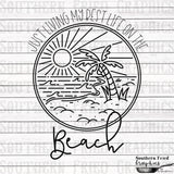 Just Living my Best Life Graphic Bundle-13 designs with Black/White/Color Versions 39 Files Total