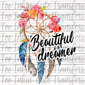 Beautiful Dreamer Transfer