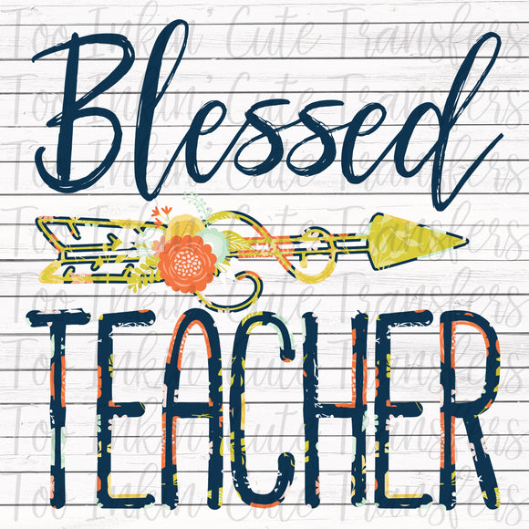 Blessed Teacher Transfer