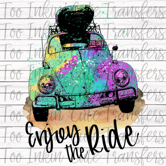 Enjoy the Ride Transfer