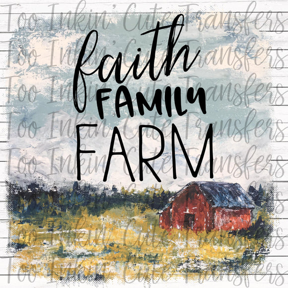 Faith Family Farm Transfer