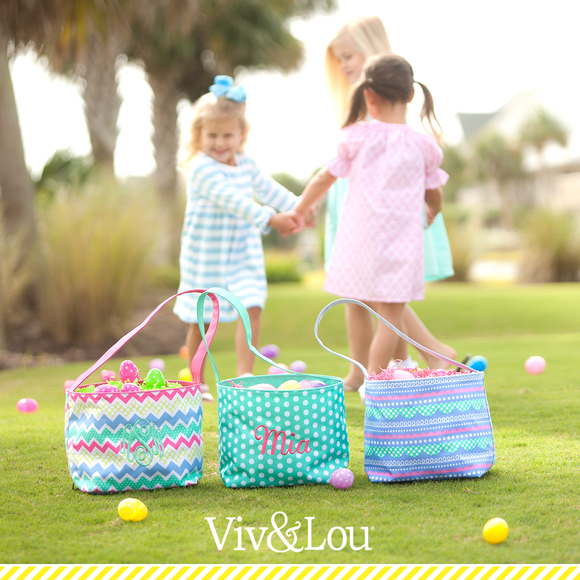 Easter Bucket Tote