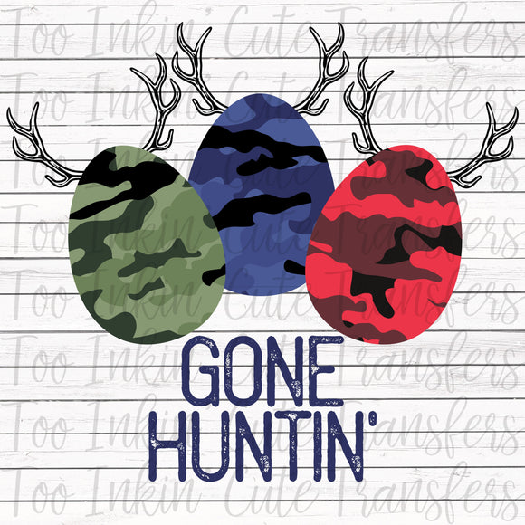 Gone Huntin' Easter Transfer V2