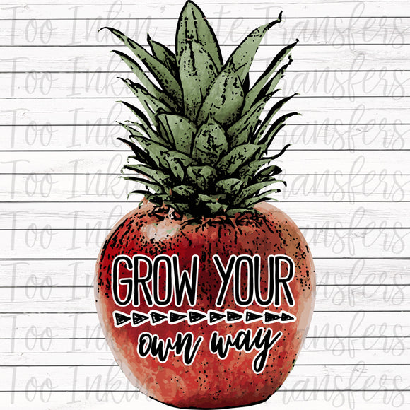 Grow your own Way Transfer