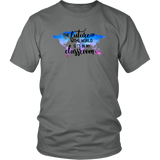 The Future of the World Sits in my Classroom Unisex Tee