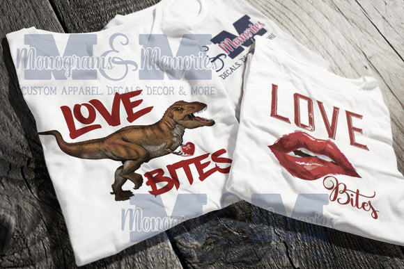 Love Bites T-Shirt-2 Styles Available