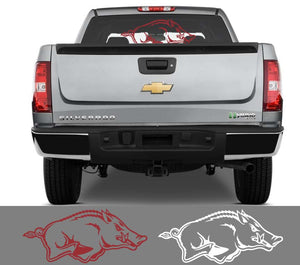 Razorback Decal