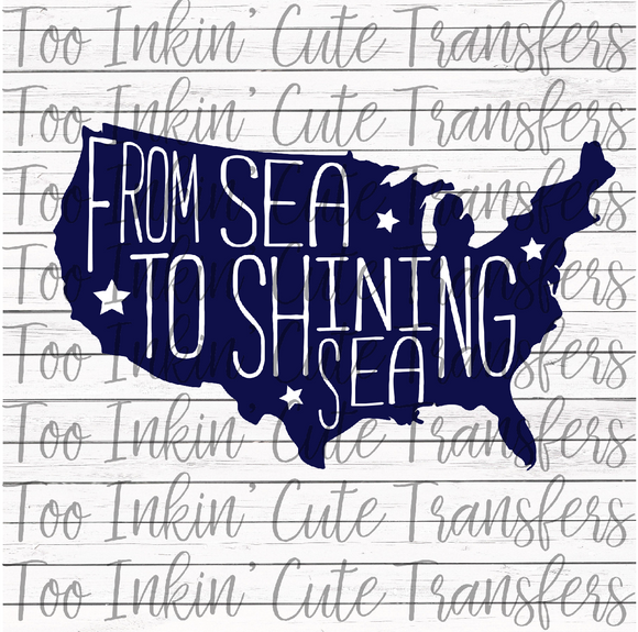 From Sea To Shining Sea Transfer