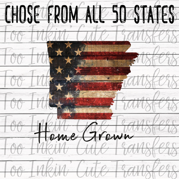 Flag State- Home Grown- Transfer