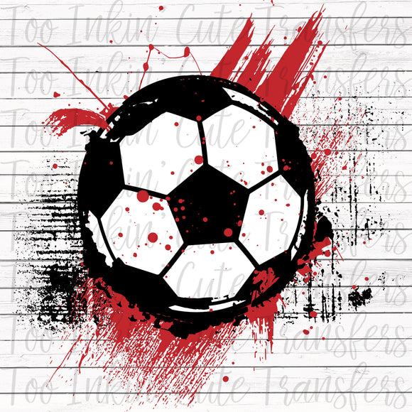 Soccer Graphic 1 Transfer