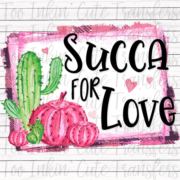 Succa for Love Transfer