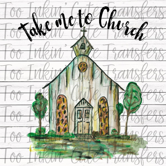 Take Me to Church Transfer