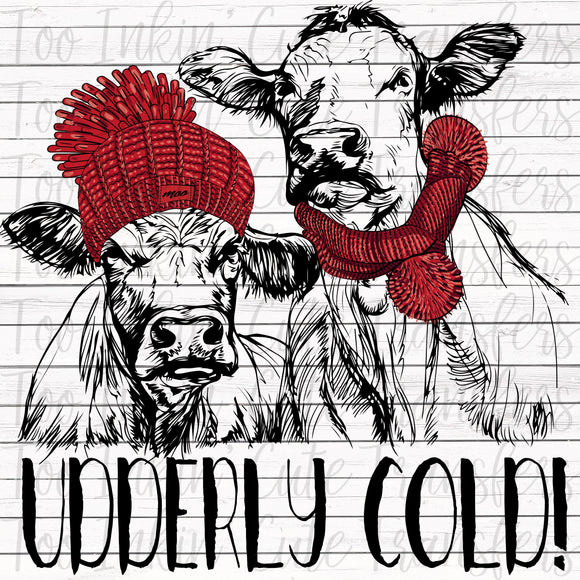Udderly Cold Transfer