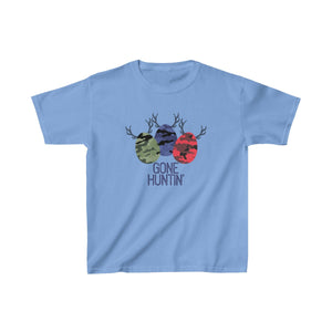 Gone Huntin' V2 Kids Cotton Tee
