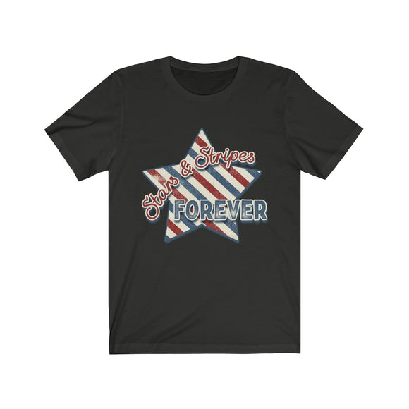 Stars & Stripes Forever Short Sleeve Tee
