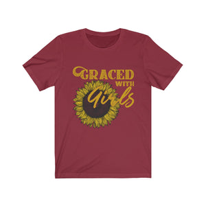 Graced with Girls Short Sleeve Tee