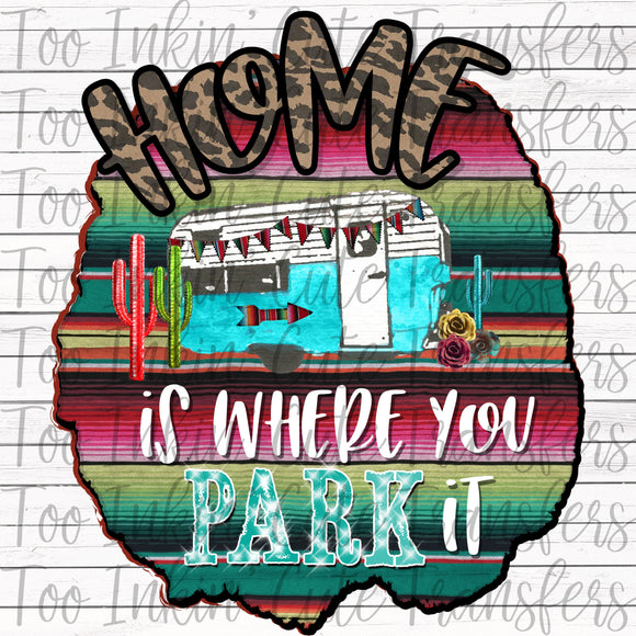 Home is where you Park it Transfer
