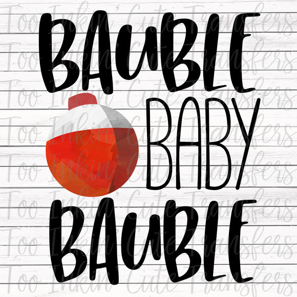 Bauble Baby Bauble Transfer