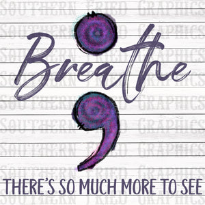 Breathe Semicolon Digital Design
