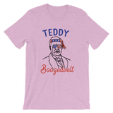 Teddy Boozedvelt Short-Sleeve Unisex T-Shirt