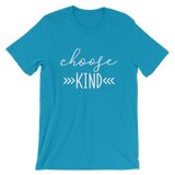 Choose Kind Short-Sleeve Unisex T-Shirt