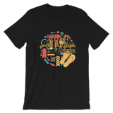 If I can't wear Flip Flops, I'm not Going Short-Sleeve Unisex T-Shirt