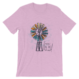 Free as the Wind Short-Sleeve Unisex T-Shirt