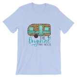The Original Tiny House Camper Short-Sleeve Unisex T-Shirt