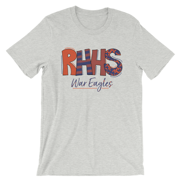 RHHS War Eagles Short-Sleeve Unisex T-Shirt