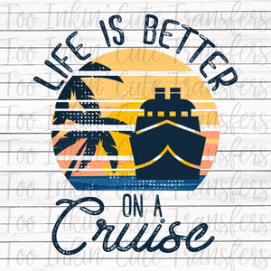 Life is Better on a Cruise Transfer