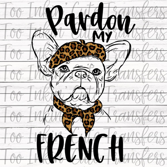 Pardon my French Transfer