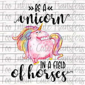 Be a Unicorn Transfer