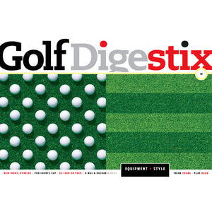 Golf Digest Stix features Polara Golf