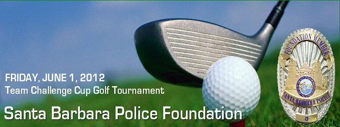 Santa Barbara Police Foundation Golf Tournament Plays with Polara Golf Balls