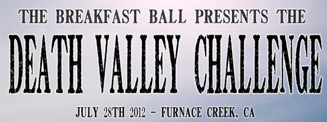 The Breakfast Ball Named Polara Golf Ball as Official Ball in Death Valley Challenge