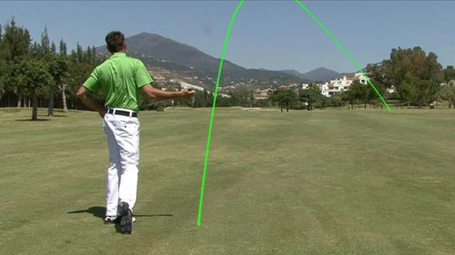 Anti-slice ball: It takes a golfer to know one