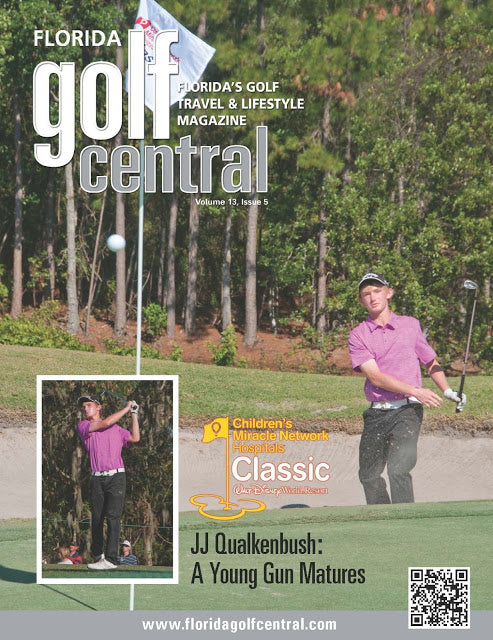Florida Golf Central Magazine Features Polara Golf in its 2012 Holiday Gift Guide