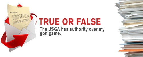 Does the USGA Have Authority Over Your Game? - Comments Roundup