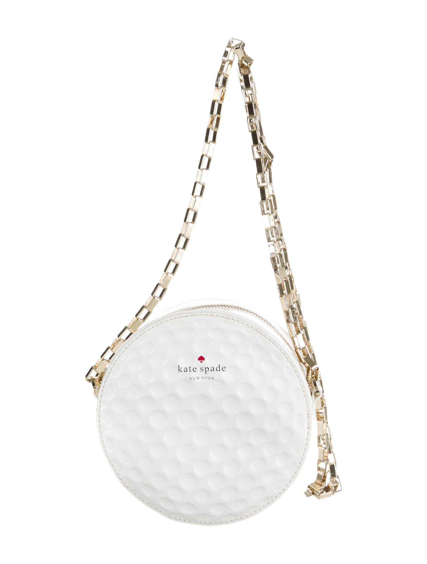 Kate Spade on Par Golf Ball Long Pendant Necklace - eBay ($184.99)