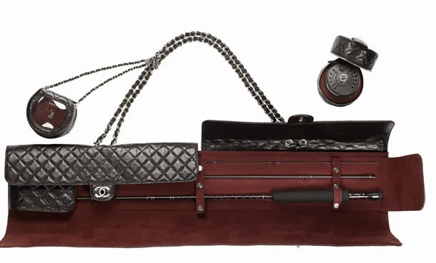 Chanel Golf Bag - TheVivant.com- (around $4,000)