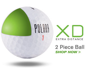 XD Golf Ball by Polara Golf