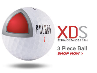 XDS  Golf Ball by Polara Golf