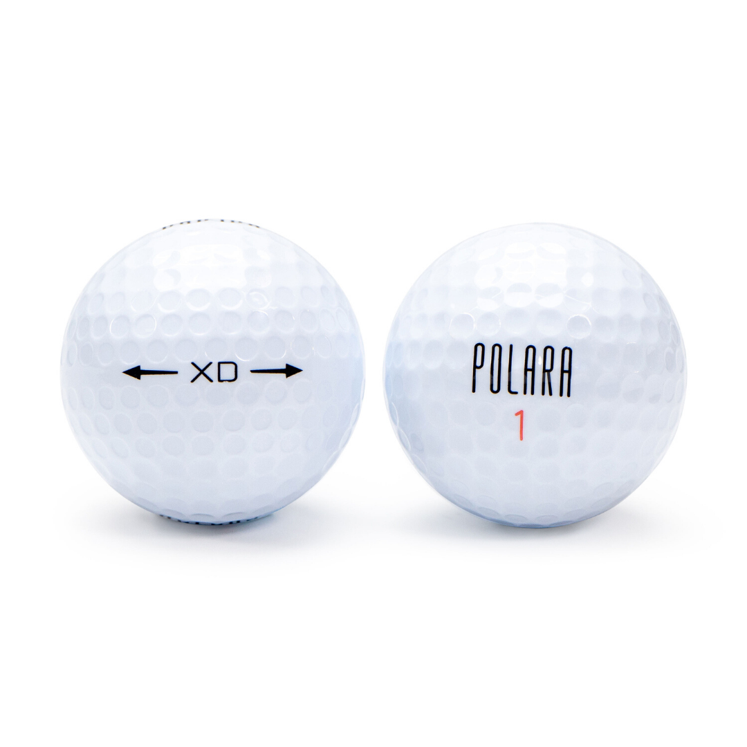 XD Extra Distance - One Dozen Golf Balls - Polara Golf