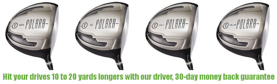 Polara Golf Advantage Drivers