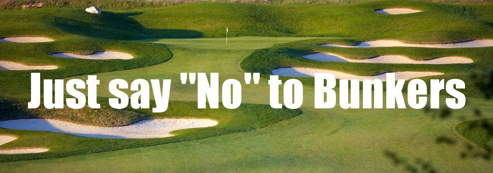 "Just Say ""No"" To Bunkers"